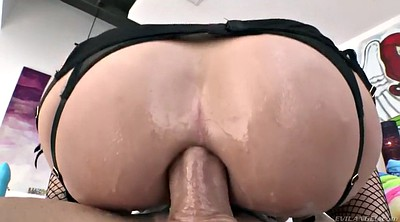 Short hair, Short, Anal toy, Close up blowjob, Anal pov, Six