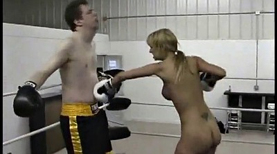 Fight, Cat, Fighting, Boxing, Mix, Nudes