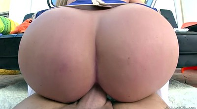 Lubed, Chubby anal