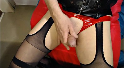 Nylon, Nylon handjob, Nylons, Dress