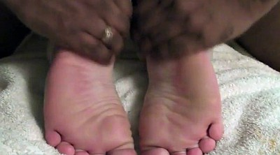 Sole, Bbw masturbating, Bbw feet