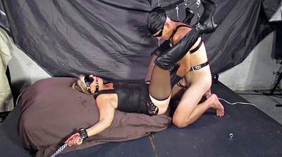 Bound, Bound gagged