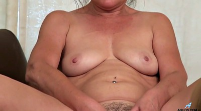 Granny hairy, Boss, Housewife, Boss office, Office mature