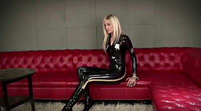 Latex, Sexy, Catsuit