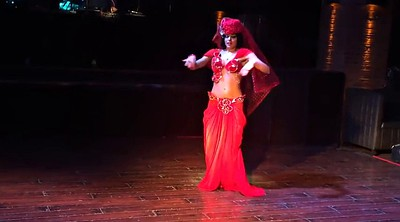 Dancing, Belly, Big belly, Belly dance