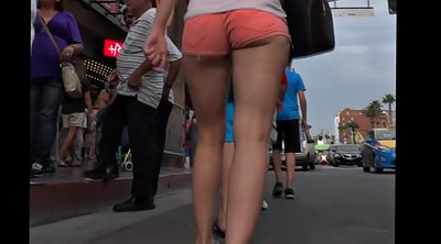 Candid, Short girl, Candid ass