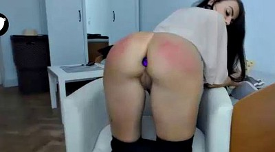 Spanked, Sexy girl