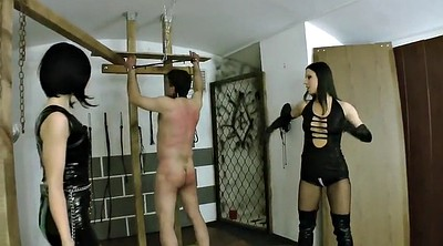 Whipping, Whipped, Femdom whipping, Young male, Bdsm latex