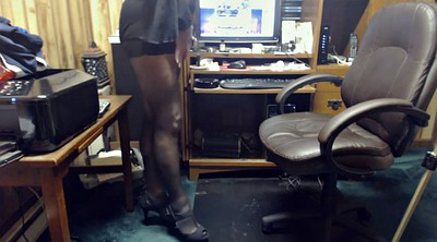 Pantyhose, Jerk off, Pantyhose gay, Gay pantyhose