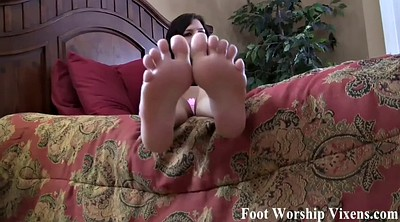 Jerk, Feet pov