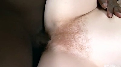 Close-up, Hairy black pussy