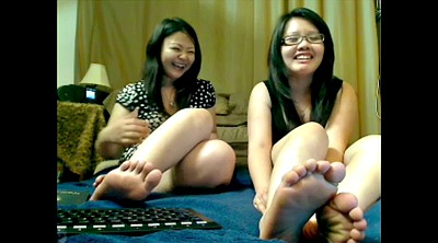 Foot, Asian foot, Asian feet