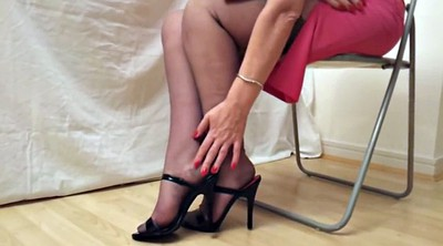 Heels, Mature stocking