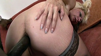 Cum in mouth, Granny anal