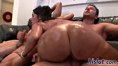 Double, Oil, Double anal