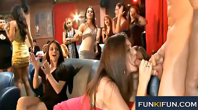 Facial compilation, Bachelorette party