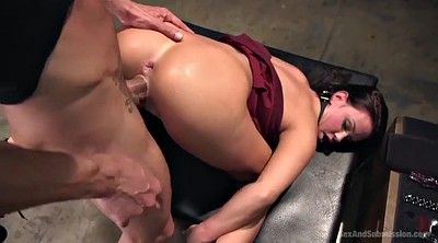 Slave, Rough anal, Roxy, Bdsm anal, Fisted, Ass fist