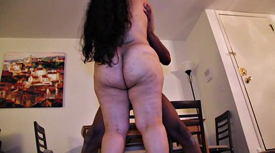 Groped, Ebony big ass, Dominate, Rough interracial