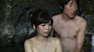 Public nudity, Japanese public, Japanese group creampie, Groups