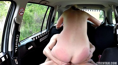 Taxi, Mature blonde gets fucked