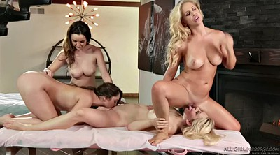 Lesbian massage, Face sitting, Wild, Face to face, Four