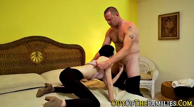 Stepdad, Real amateur