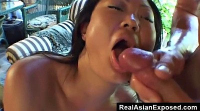 Lucy, Anal asian