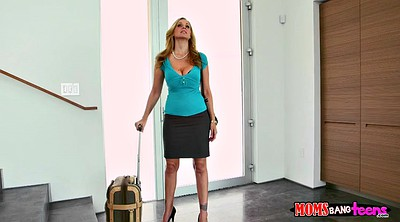 Julia ann, Alexa grace, Step mom, Julia ann mom, Mom caught