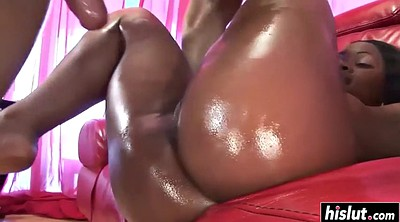 Asian black, Asian black cock, Creampie black