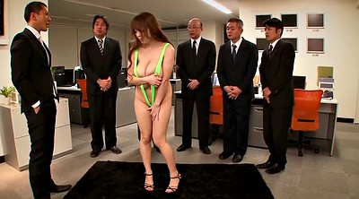 Japanese office, Asian office, Japanese boobs