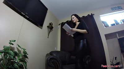 Interview, Farting, Pants, Leather pants