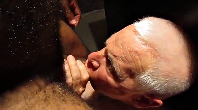 Gay daddy, Granny interracial