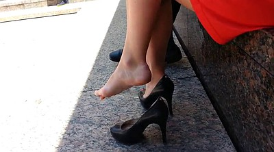 Shoes, High heels, High-heeled, High, Candid, Sexy sole
