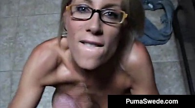 Blow job, Milky, Puma