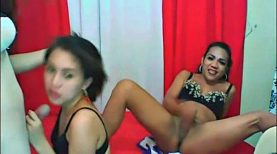 Shemale threesome, Horny, Transsexual, Teen shemale, Teen hardcore, Shemale shemale