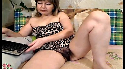 Webcam mature, Russian mature