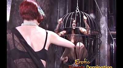 Spank, Mistress t, Caged