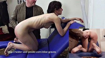 Enema, Whipping, Whip, Anal whipping, Whipped, Spank enema