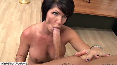 College, Shay fox, Mature teacher