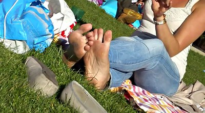 Candid, Sole, Foot sole