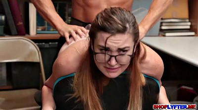 Monroe, Nerdy, Teen thief, Teen big cock