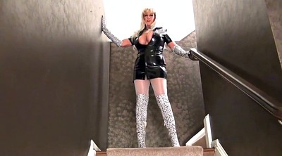 Gloves, Glove, Big boot, Milf boots, Latex gloves, Latex glove