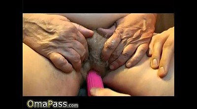 Homemade, Mature masturbation, Homemade granny