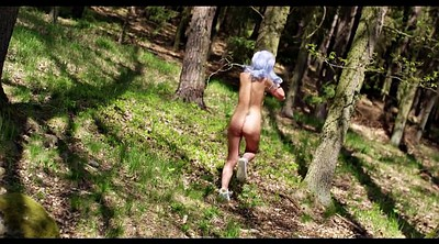 Cosplay, Forest, Erotic