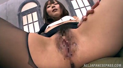 Pantyhose sex, Asian orgasm