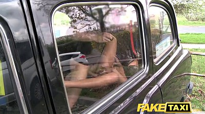 Fake taxi, Fake, Czech taxi