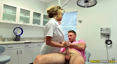 Nurse, Hospital, Quickie, Busty nurse