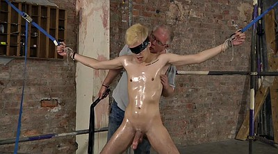 Bdsm, Whip, Tied up, Sperm, Whipping, Old gay
