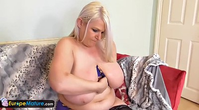 Granny solo, Chubby solo, Chubby mature solo