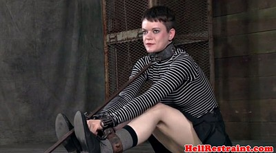 Chain, Gagging, Chained